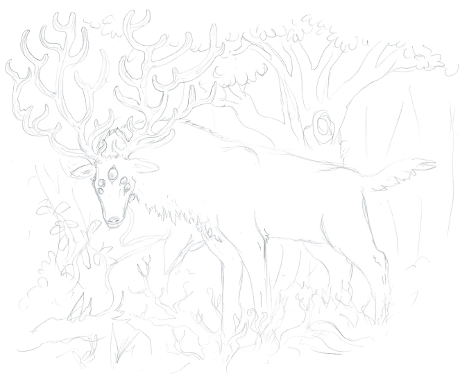thousand-point-stag