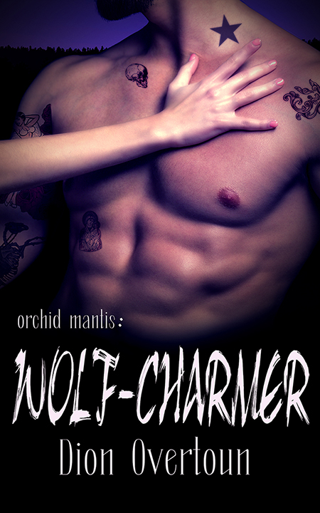 Wolf-Charmer cover for twitter